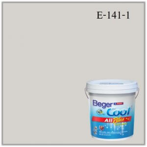 Beger Cool All Plus สีน้ำอะครีลิก ภายนอก E-141-1