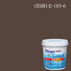 สีน้ำอะครีลิกภายนอก SSR E-185-6 Beger Cool All Plus Colombian Coffee