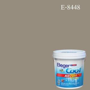 Beger Cool All Plus สีน้ำอะครีลิก ภายนอก E-8448