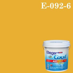 Beger Cool All Plus สีน้ำอะครีลิก ภายนอก E-092-6/EC