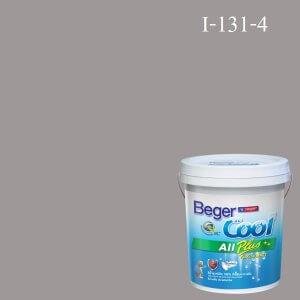 Beger Cool All Plus สีน้ำอะครีลิก ภายใน I-131-4