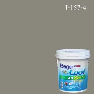 Beger Cool All Plus สีน้ำอะครีลิก ภายใน I-157-4
