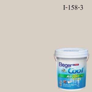 สีน้ำอะครีลิกภายใน I-158-3 Beger Cool All Plus Aged Linen