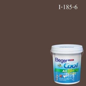 Beger Cool All Plus สีน้ำอะครีลิก ภายใน I-185-6