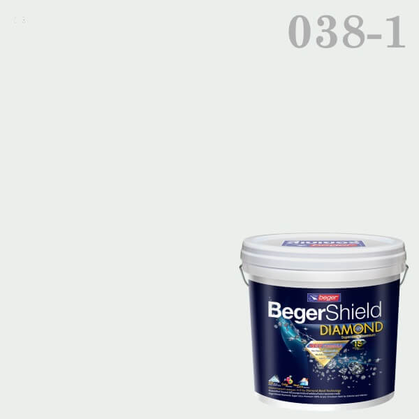 Beger Shield Diamond Sheen S-083-1 Very Vanilla
