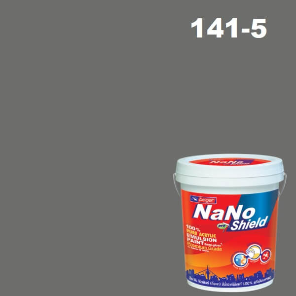 นาโนโปรชิลด์ สีน้ำอะครีลิก 141-5 (Inniswood)
