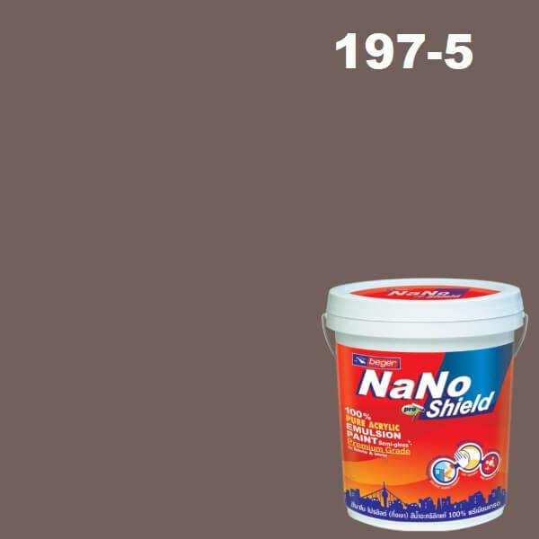 นาโนโปรชิลด์ สีน้ำอะครีลิก 197-5 (Arapaho Acres)