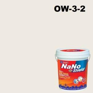 สีน้ำอะครีลิก OW-3-2 นาโนโปรชิลด์ (Grace's Smile)