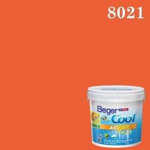 เบเยอร์คูล ออลพลัส สีน้ำอะครีลิก กึ่งเงา 8021 Ancient Pottery