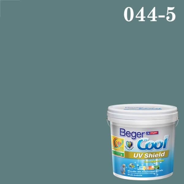 Beger Cool UV Shield 044-5 Dusty Teal Haze