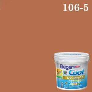 Beger Cool UV Shield 106-5 Handmade Pottery