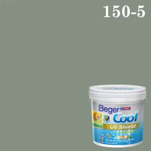 Beger Cool UV Shield 150-5 Fadeto Jade