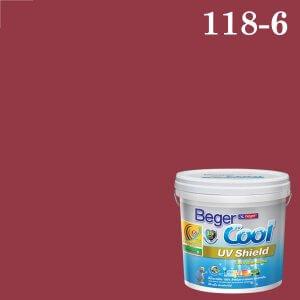 Beger Cool UV Shield 118-6GT Wishful Wisteria 18.925 ลิตร