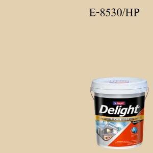 สีน้ำอะครีลิก ภายนอก E-8530/HP ดีไลท์ Simply Tan