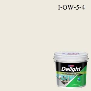 สีน้ำอะครีลิก ภายใน I-OW-5-4 ดีไลท์ Elusive Dream