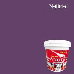 สีน้ำอะครีลิก N-004-6 ซินโนเท็กซ์ชิลด์ Ultra Violet