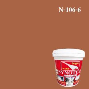 สีน้ำอะครีลิก N-106-6 ซินโนเท็กซ์ชิลด์ Copper Penny
