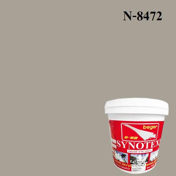 สีน้ำอะครีลิก N-8472 TUA ซินโนเท็กซ์ชิลด์ Wild Mushroom