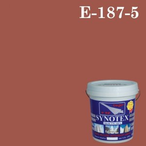 สีน้ำอะครีลิก E-187-5 ซินโนเท็กซ์ชิลด์ Sweet Spice