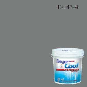 สีน้ำอะครีลิกภายนอก SSR E-143-4 Beger Cool All Seasons Silver Thorne