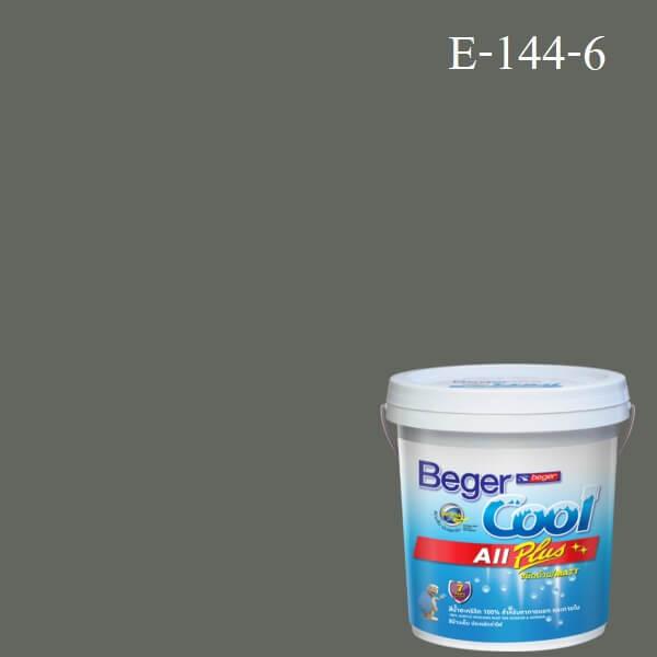 Beger Cool All Plus สีน้ำอะครีลิก ภายนอก E-144-6