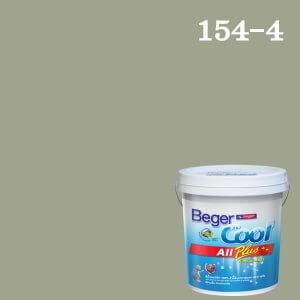 สีน้ำอะครีลิกภายนอก E-154-4 Beger Cool All Plus Nature's Glory