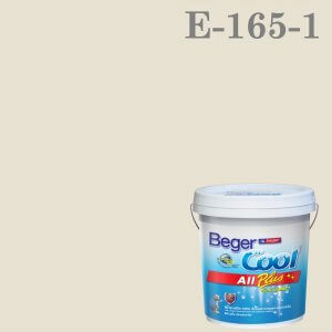 Beger Cool All Plus สีน้ำอะครีลิก ภายนอก E-165-1