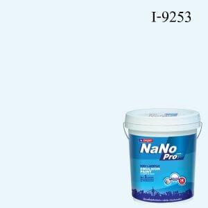 สีน้ำอะครีลิกนาโนโปร I-9253 Spindrift Blue