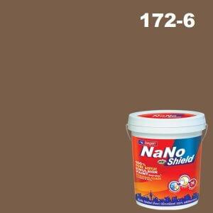 นาโนโปรชิลด์ สีน้ำอะครีลิก 172-6 (Leather Saddle)