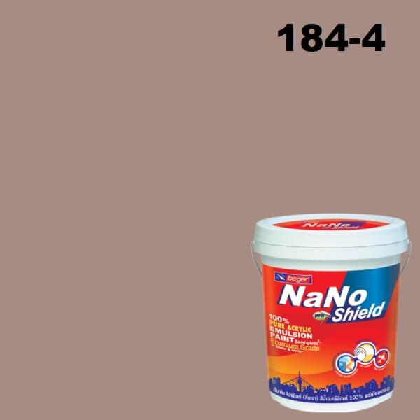 นาโนโปรชิลด์ สีน้ำอะครีลิก 184-4 (Earth Works)