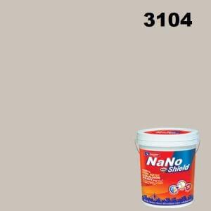สีน้ำอะครีลิก NHA 3104 นาโนโปรชิลด์ Rice Paper