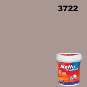 นาโนโปรชิลด์ สีน้ำอะครีลิก (NHA) 3722 Peach Mist