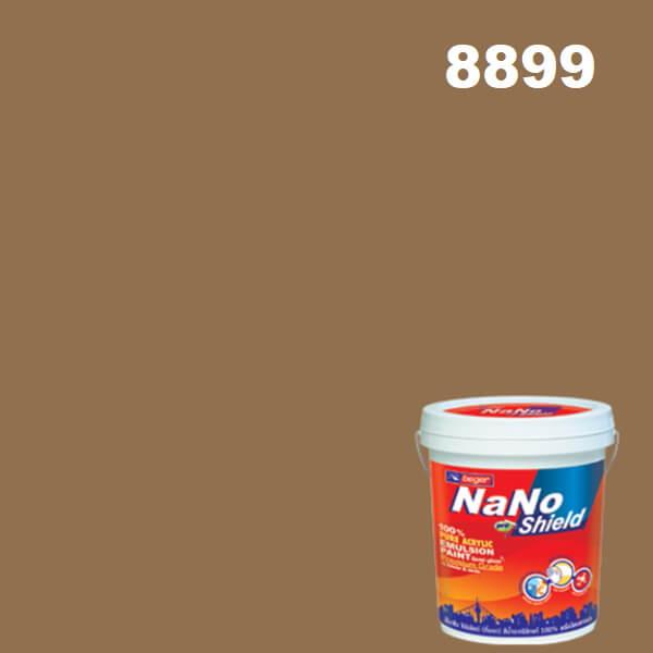 สีน้ำอะครีลิก NHA 8899 นาโนโปรชิลด์ Oak Brown