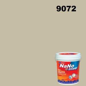 สีน้ำอะครีลิก 9072 นาโนโปรชิลด์ Toasty Grey
