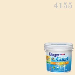 เบเยอร์คูล ออลพลัส กึ่งเงา สีน้ำอะครีลิกกึ่งเงา 4155 Vanilla