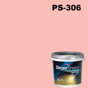 Beger Shield Platinum Satin PS-306 Young Salmon