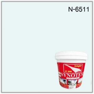 สีน้ำอะครีลิก N-6511 ซินโนเท็กซ์ชิลด์ เงาเล็กน้อย