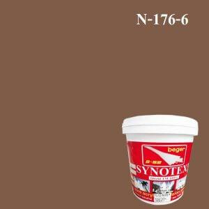 สีน้ำอะครีลิก N-176-6 ซินโนเท็กซ์ชิลด์ (Really Raisin)