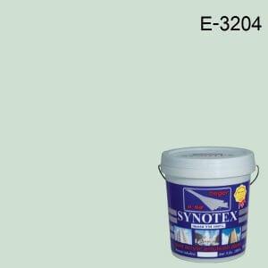 สีน้ำอะครีลิก E-3204 ซินโนเท็กซ์ ชิลด์ (Tender Green)