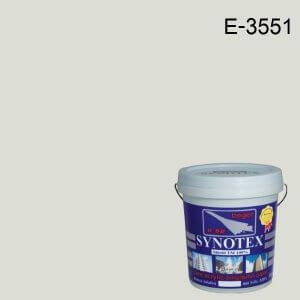 สีน้ำอะครีลิก E-3551 Syn.Shield Apple White