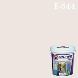สีน้ำพลาสติก ภายใน I-344 เบนโทน Violet White