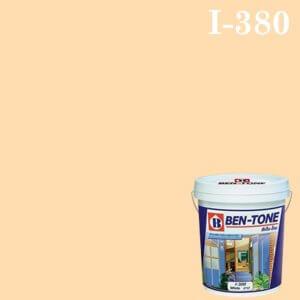 สีน้ำพลาสติก ภายใน I-380 เบนโทน Dawny