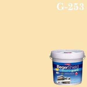 สีน้ำอะครีลิกกึ่งเงา G-253 เบเยอร์ชิลด์ Autumn