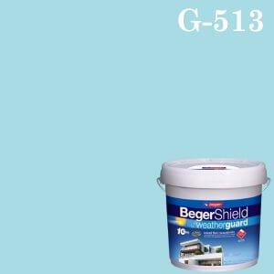 เบเยอร์ชิลด์ สีน้ำอะครีลิก กึ่งเงา G-513 Spa Spirit