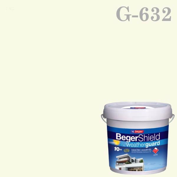 สีน้ำอะครีลิกกึ่งเงา G-632 เบเยอร์ชิลด์ Kiwi Kiss