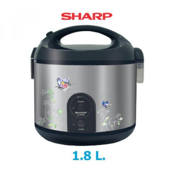 SHARP หม้อหุงข้าว ขนาด 1.8 ลิตร อุ่นทิพย์