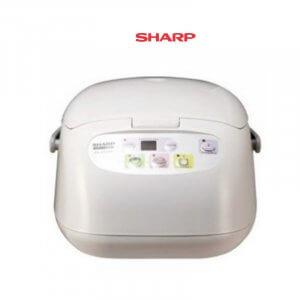 SHARP หม้อหุงข้าว 1 ลิตร อุ่นทิพย์ รุ่น KS-ZA101