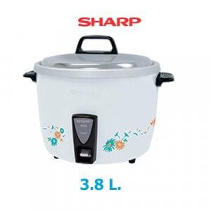 SHARP หม้อหุงข้าว 3.8 ลิตร รุ่น KSH-D40