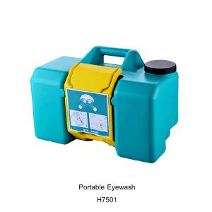 อ่างล้างตาฉุกเฉินชนิดเคลื่อนย้าย Portable Eyewash H7501