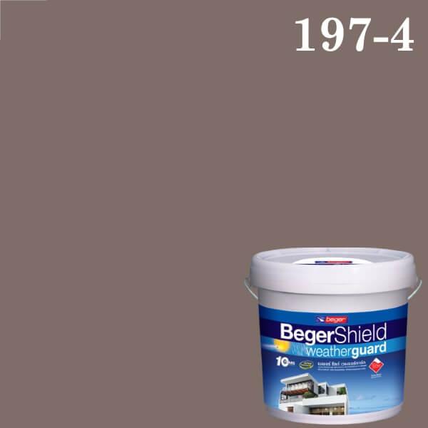 สีน้ำอะครีลิก S-197-4 เบเยอร์ชิลด์ Barely Beige